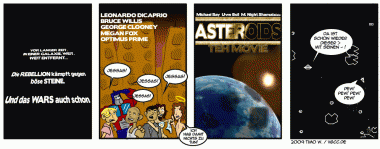 Asteroids – The Return