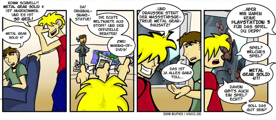 Metal Gear, Solid Vear.
