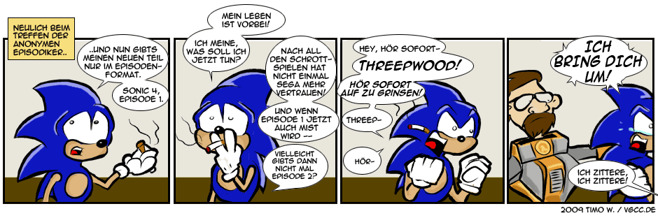 Sonic 4, Episode 1, Teil A, Ablage 1