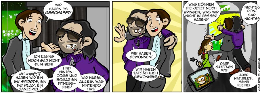 Stell dir vor, es ist E3…