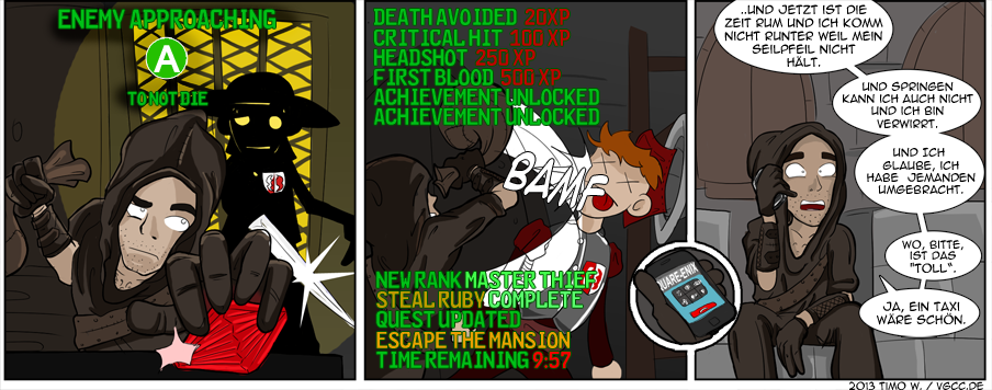 Thief: Invisible War